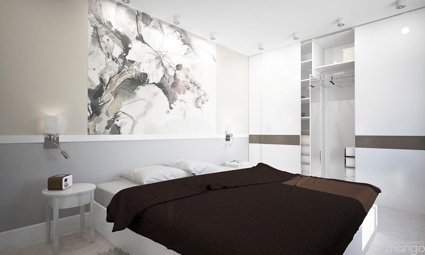 modern bedroom backsplash design
