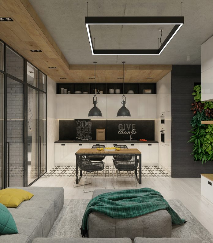 small apartment design ideas