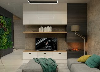 trendy apartment design