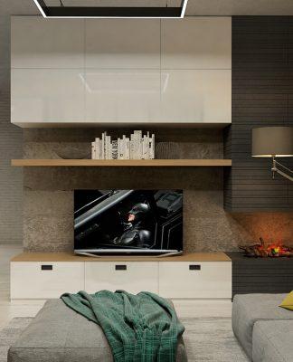 trendy apartment design