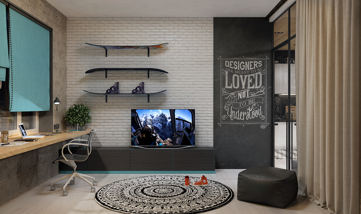 wall decoration for workspace design