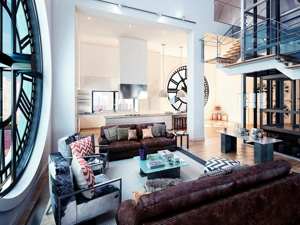 dashingly living room decor