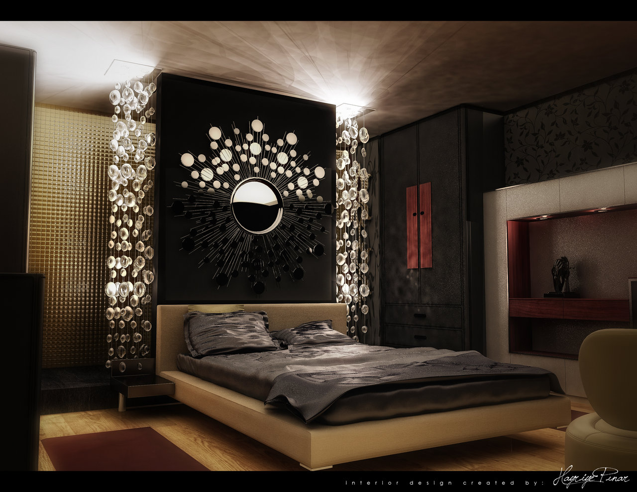 Modern Bedroom Interior Designs Simple And Minimalist Bedroom Interior Design Ideas Looks Charming