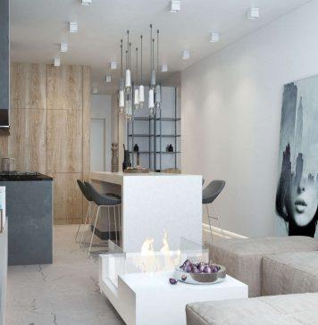 luxury small apartment design