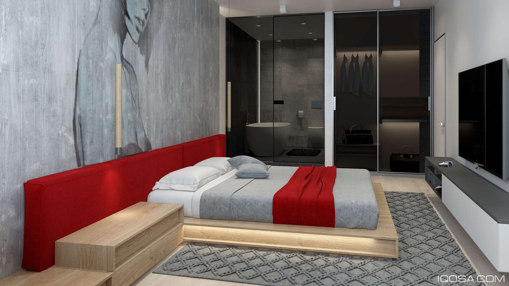 studio bedroom ideas luxury small studio apartment design combined modern and 13415