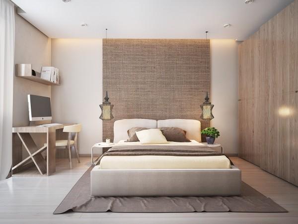 pastel bedroom design