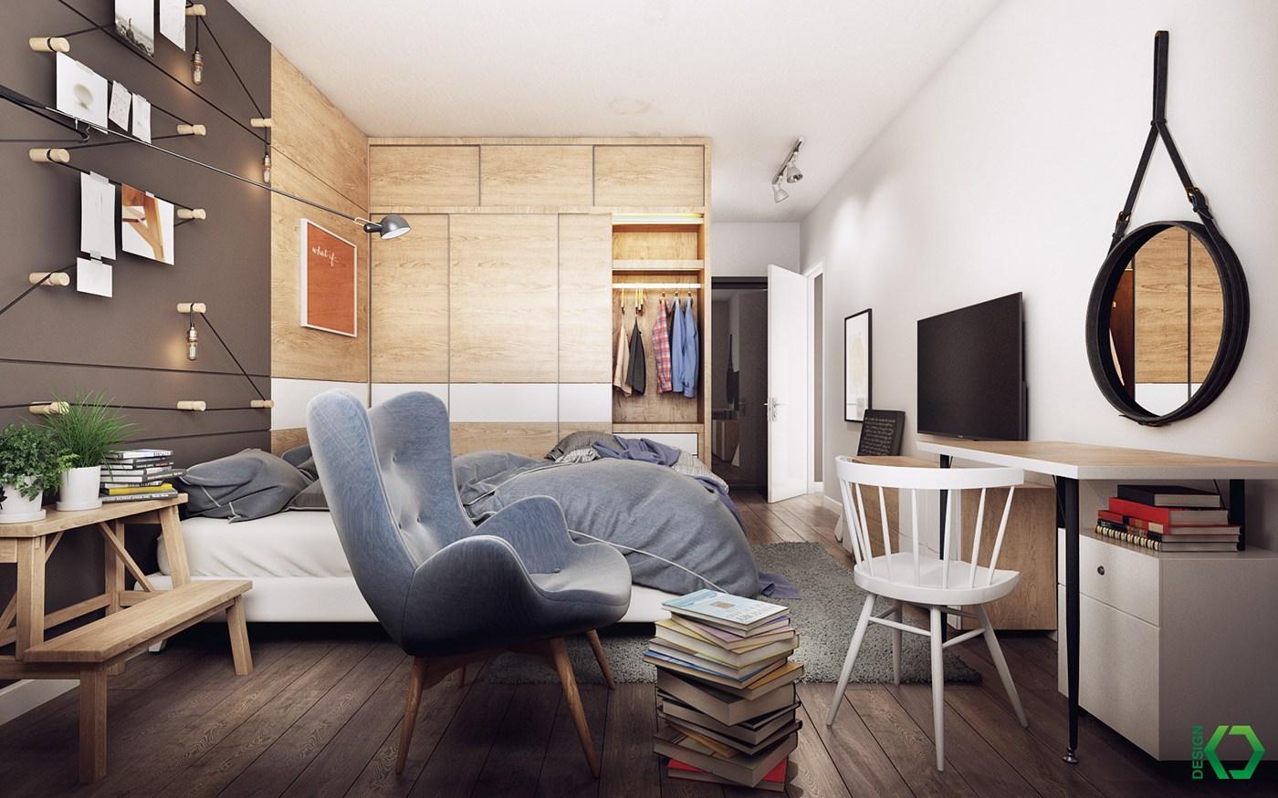 perfect decor for bedroom design