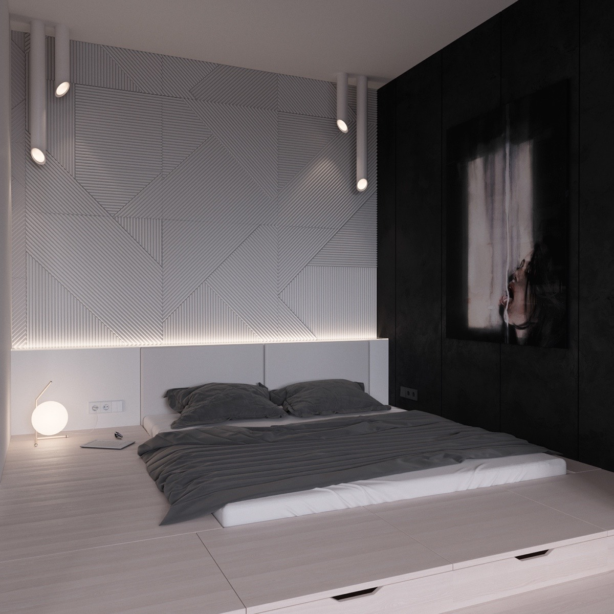 Simple Bedrooms Modern Bedroom Design Ideas For Rooms Of Any Sizeproper