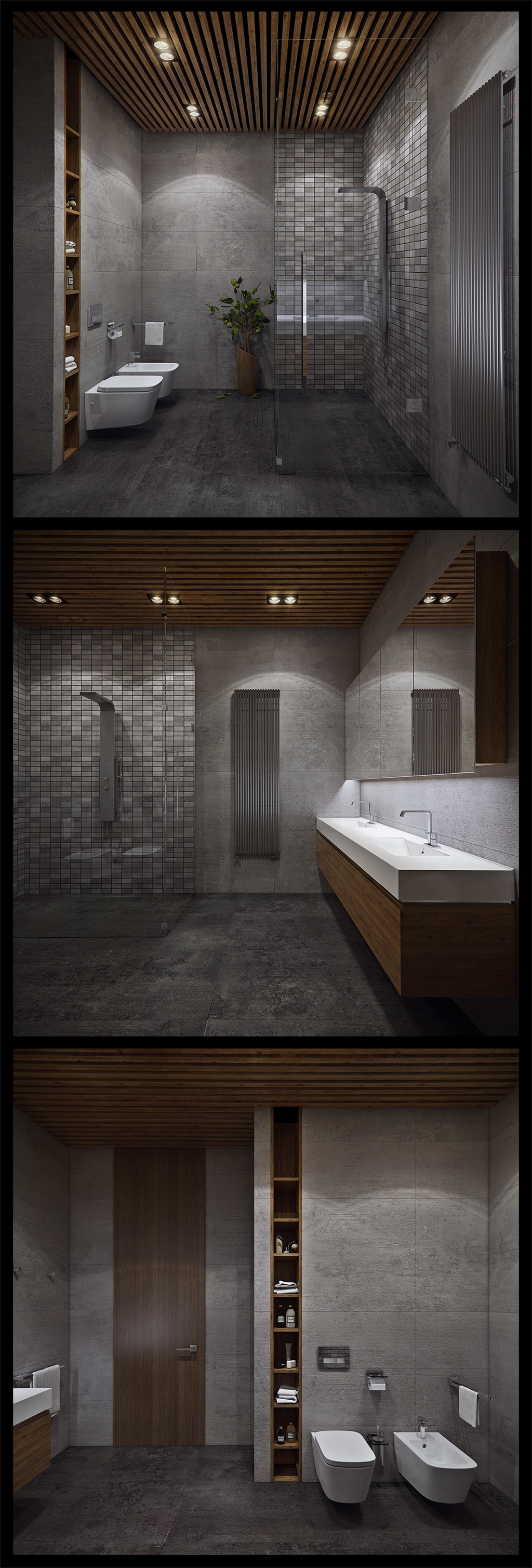 Bathroom Design - cover