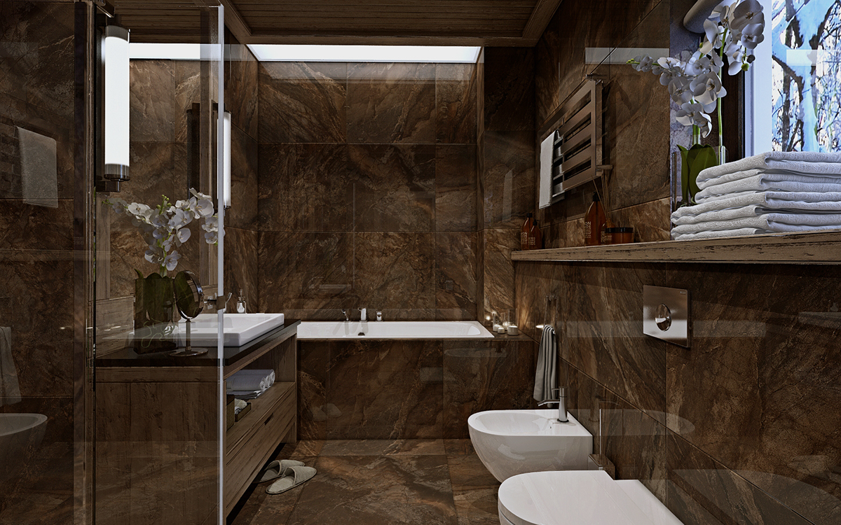 awesome bathroom design