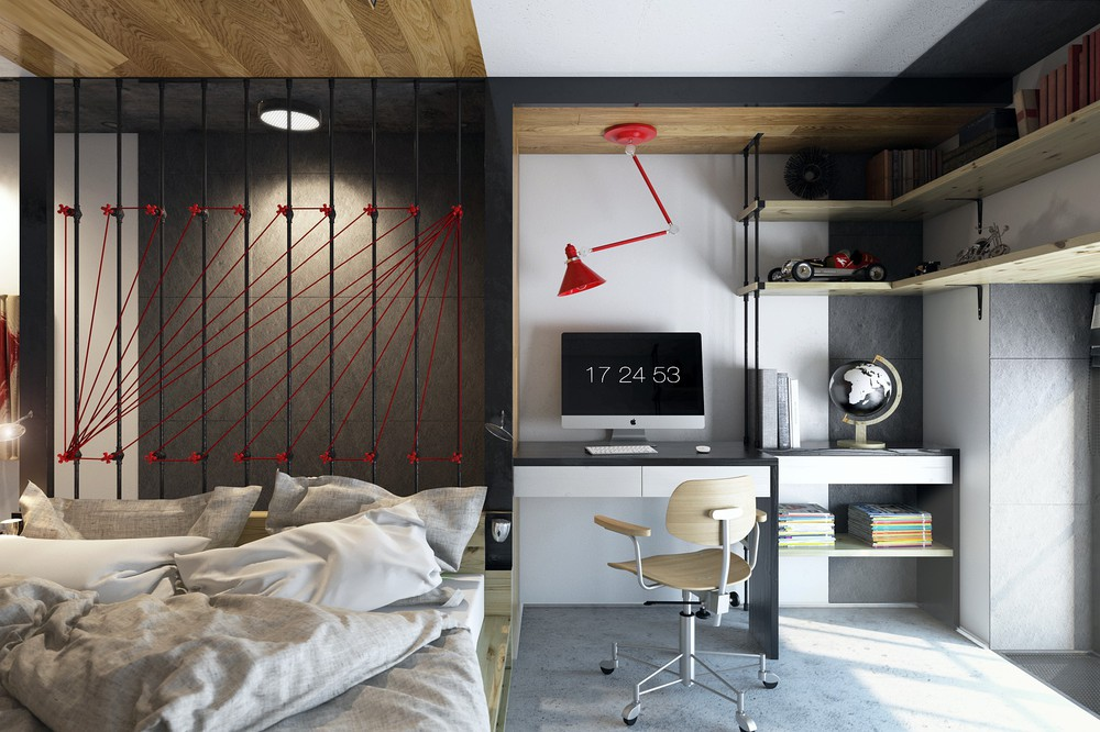 minimalist decor for small bedroom