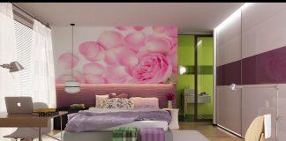 minimalist bedroom interior design