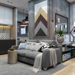 minimalist apartment design