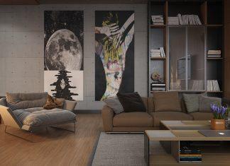 modern living room designmodern living room design