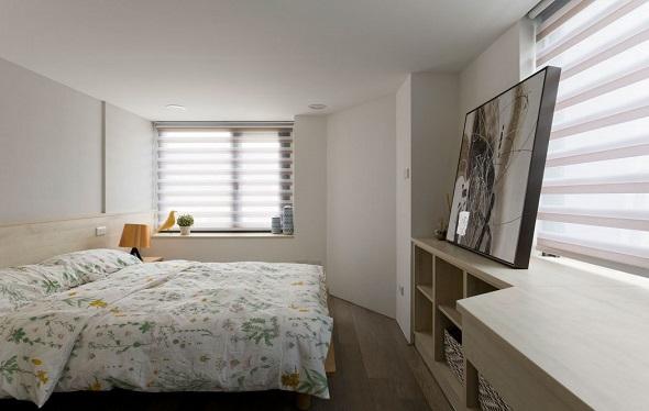 Contemporary bedroom decoration ideas
