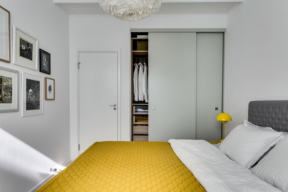 Contemporary bedroom design by Alexander White
