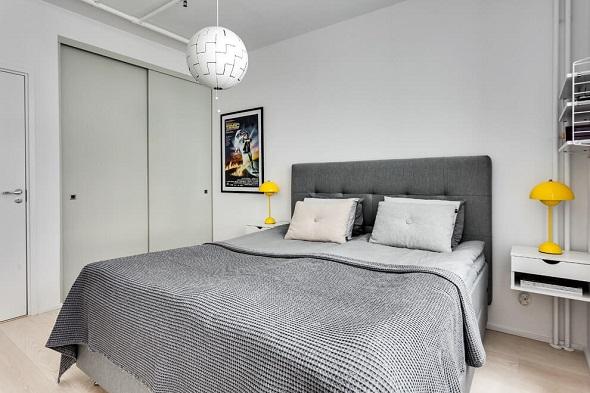 Contemporary bedroom design ideas by Alexander White