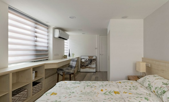 Contemporary bedroom design ideas by Alfonso Ideas