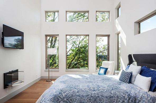 Contemporary bedroom design ideas by NOISTUDIO