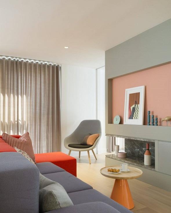 Contemporary living room decoration ideas