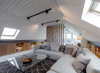Contemporary living interior ideas