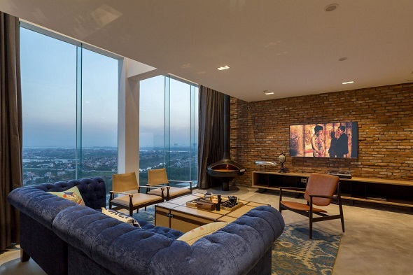 Elegant living room decoration ideas