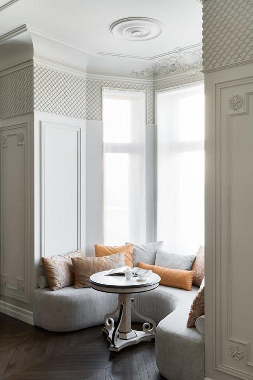 Luxurious apartment design ideas