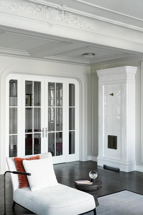 Luxurious apartment interior ideas