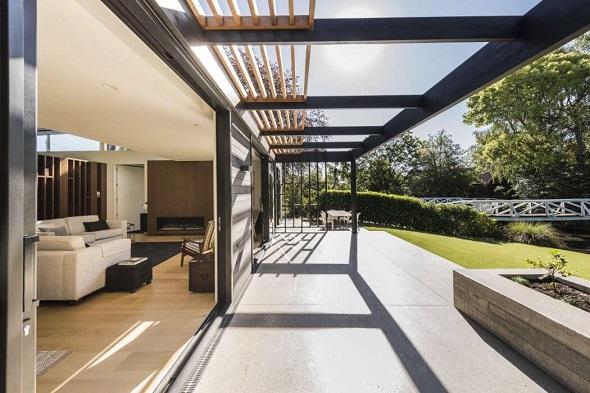 Minimalist single house decoration ideas