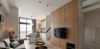 Minimalist small living room decorating ideas