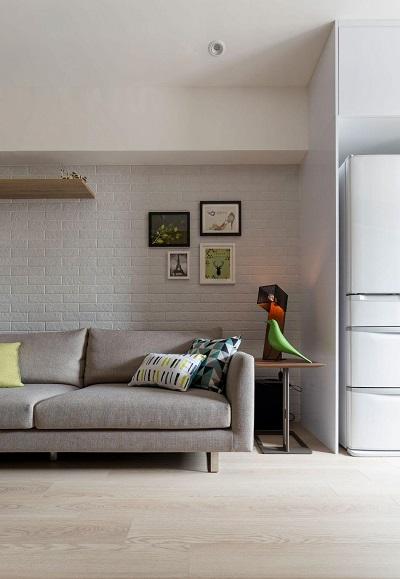 Creating Minimalist Small Living Room Design Decorated ...