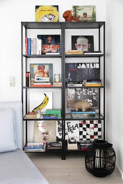 Modern apartment decorating design