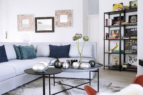 Modern apartment decoration design