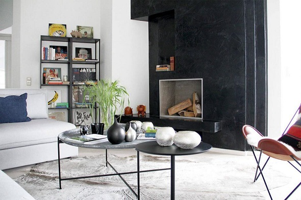 Modern apartment inteior design