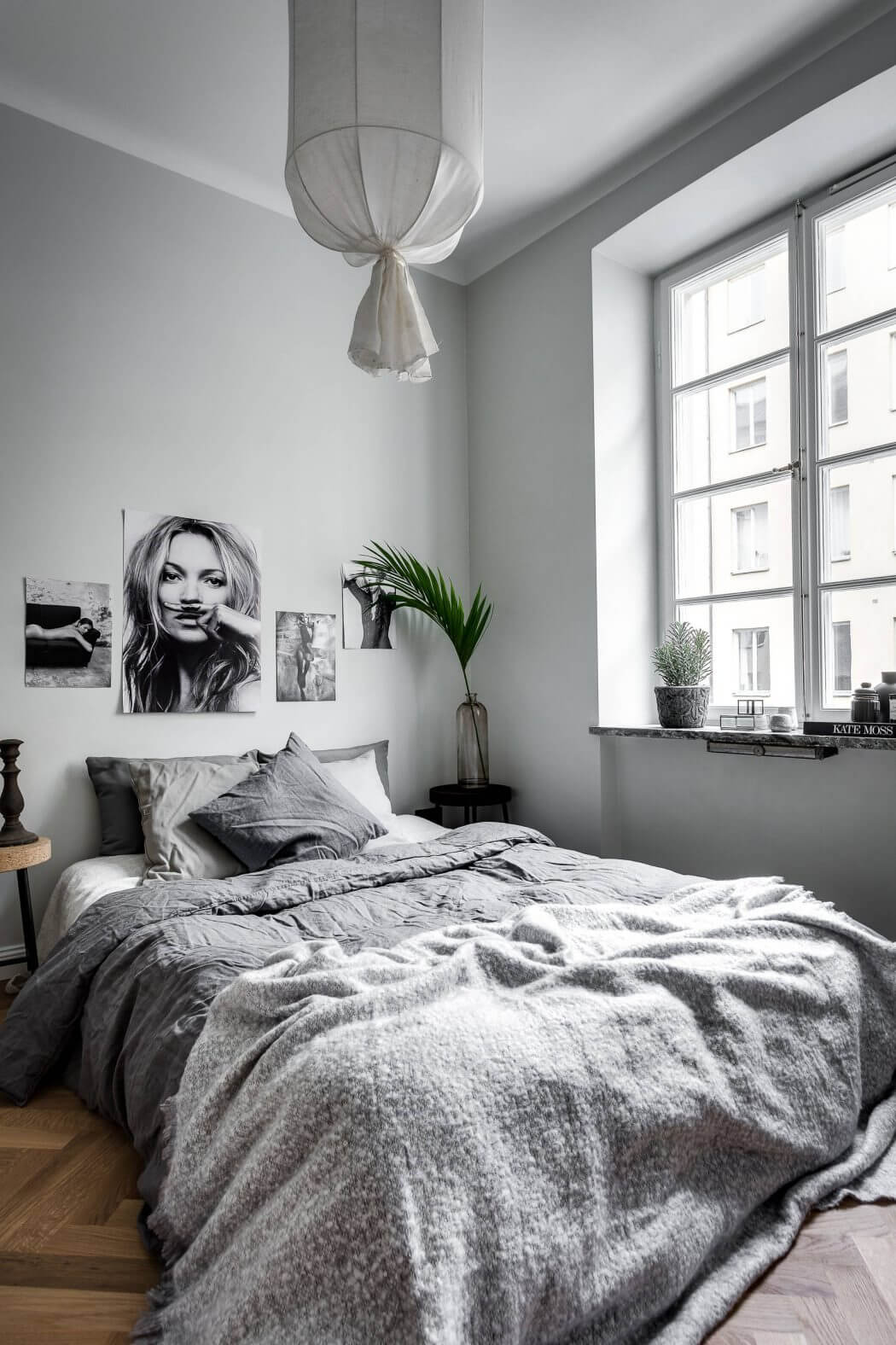Applying Scandinavian Small Apartment Design Along With ... on Bedroom Ideas Small Room  id=92976