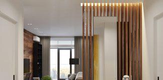 rustic apartment design