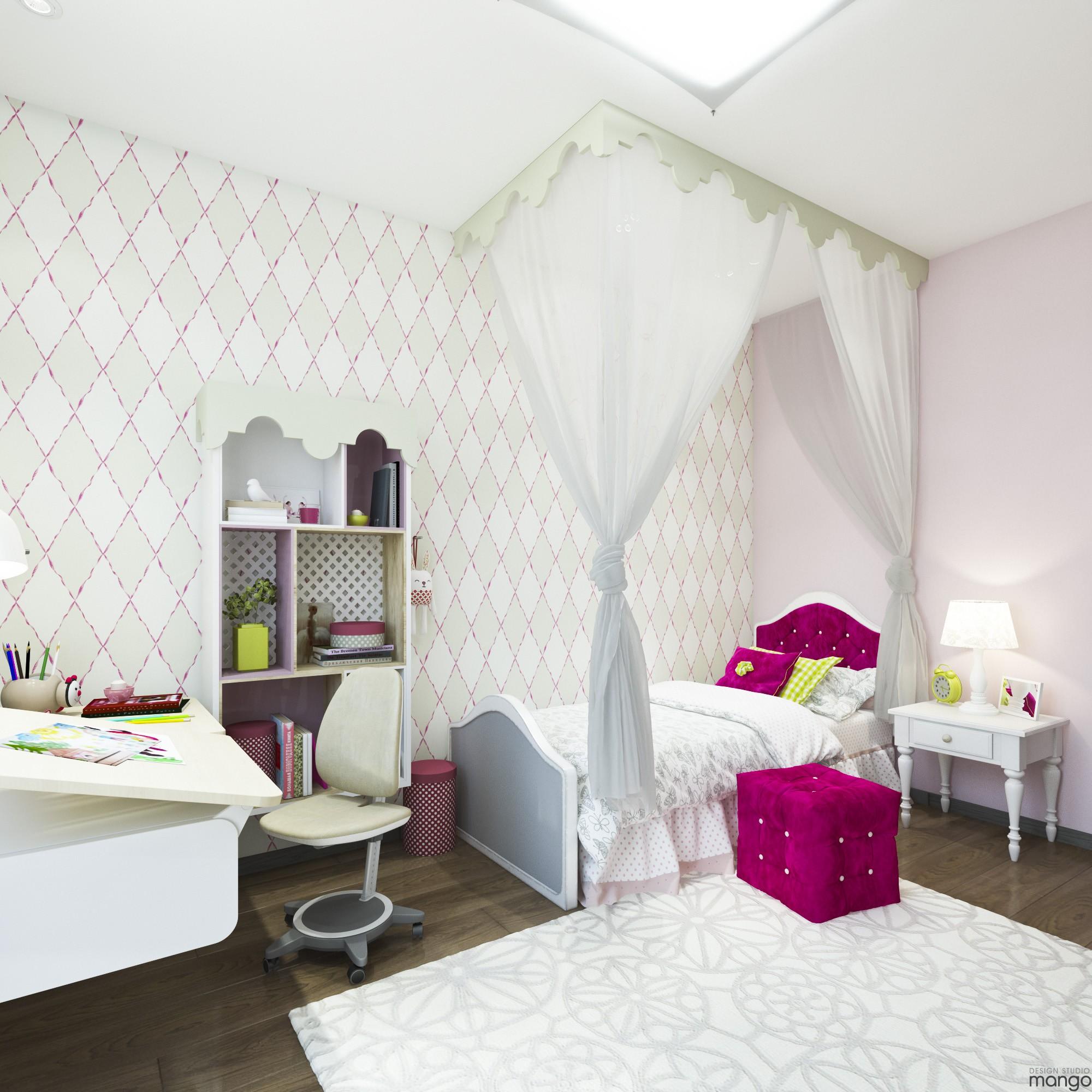 girls room design ideas