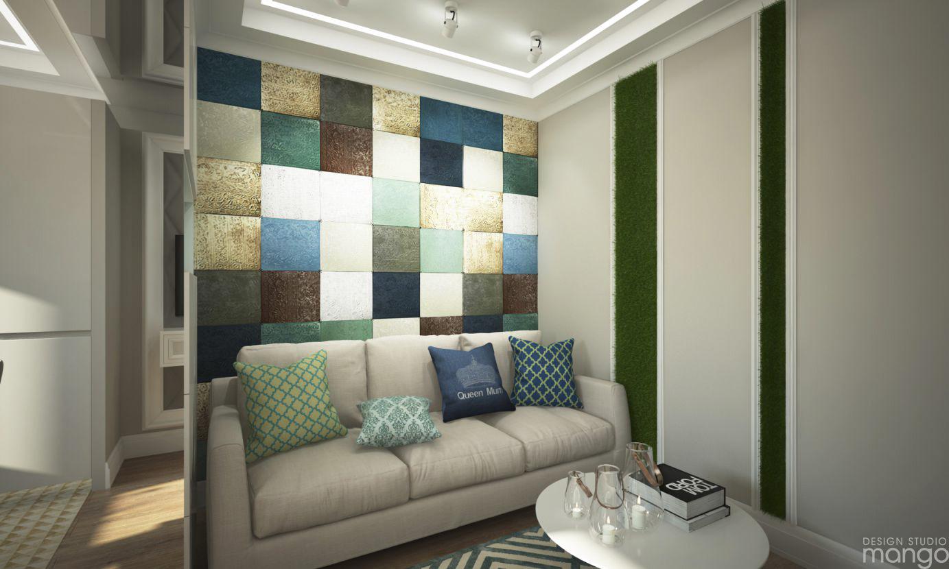 trendy wall texture design