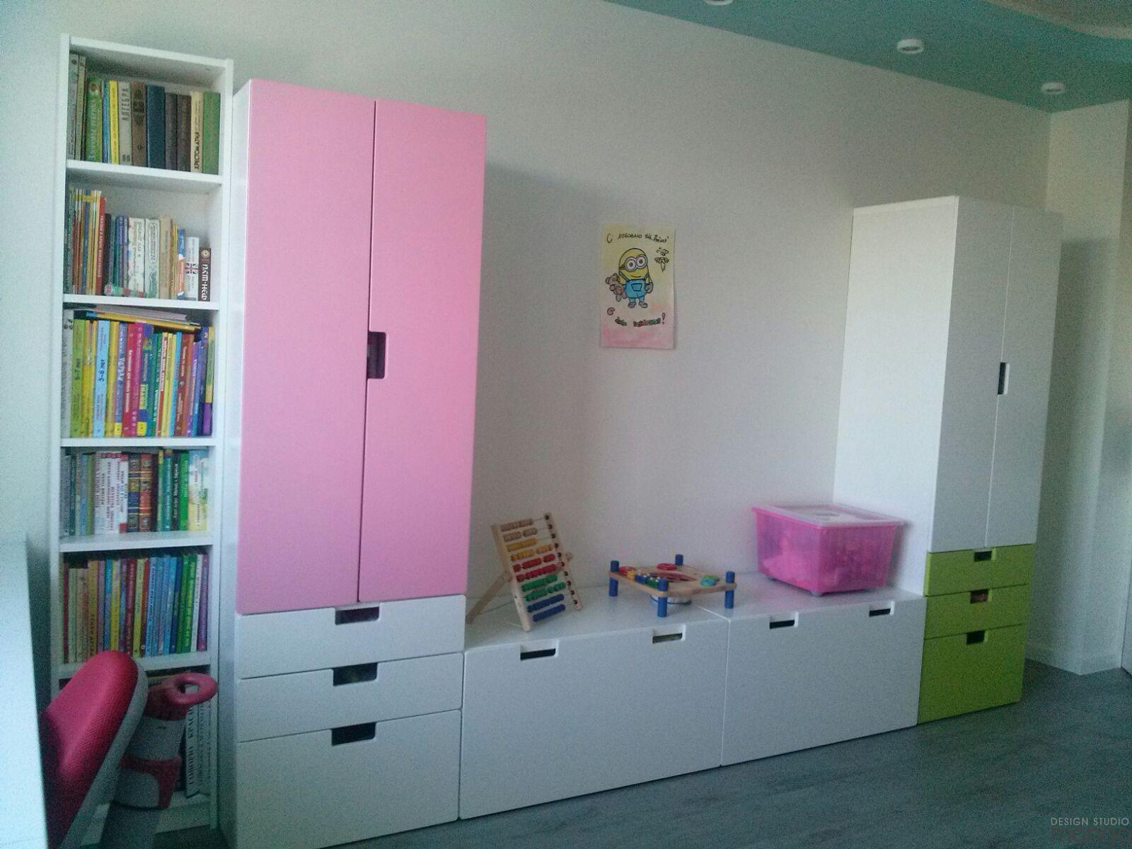 simple girls room decor