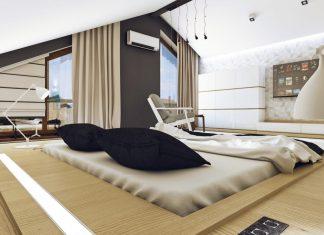 trendy bedroom design