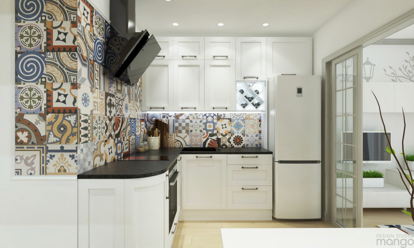 awesome kitchen backsplash design