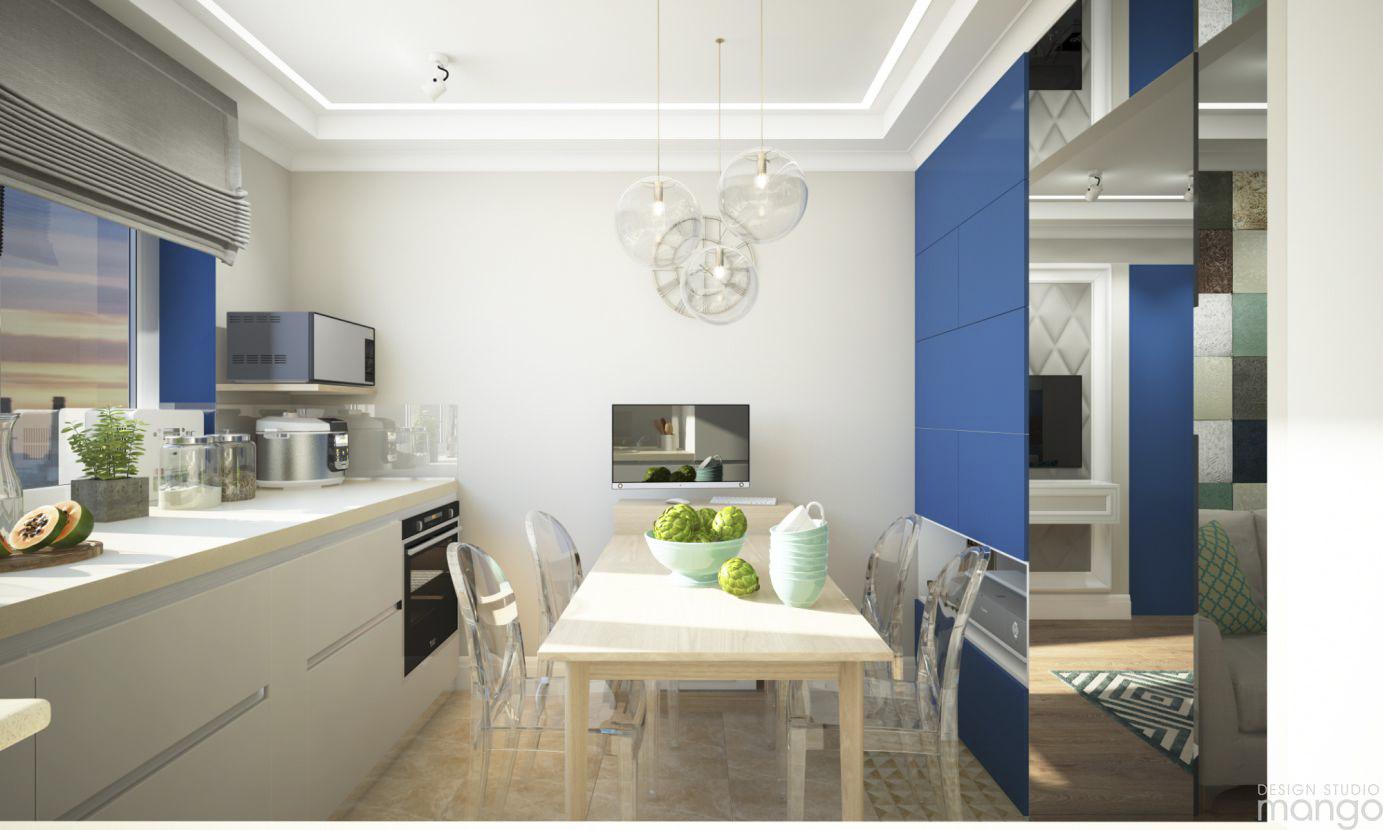 minimalist kitchen set design