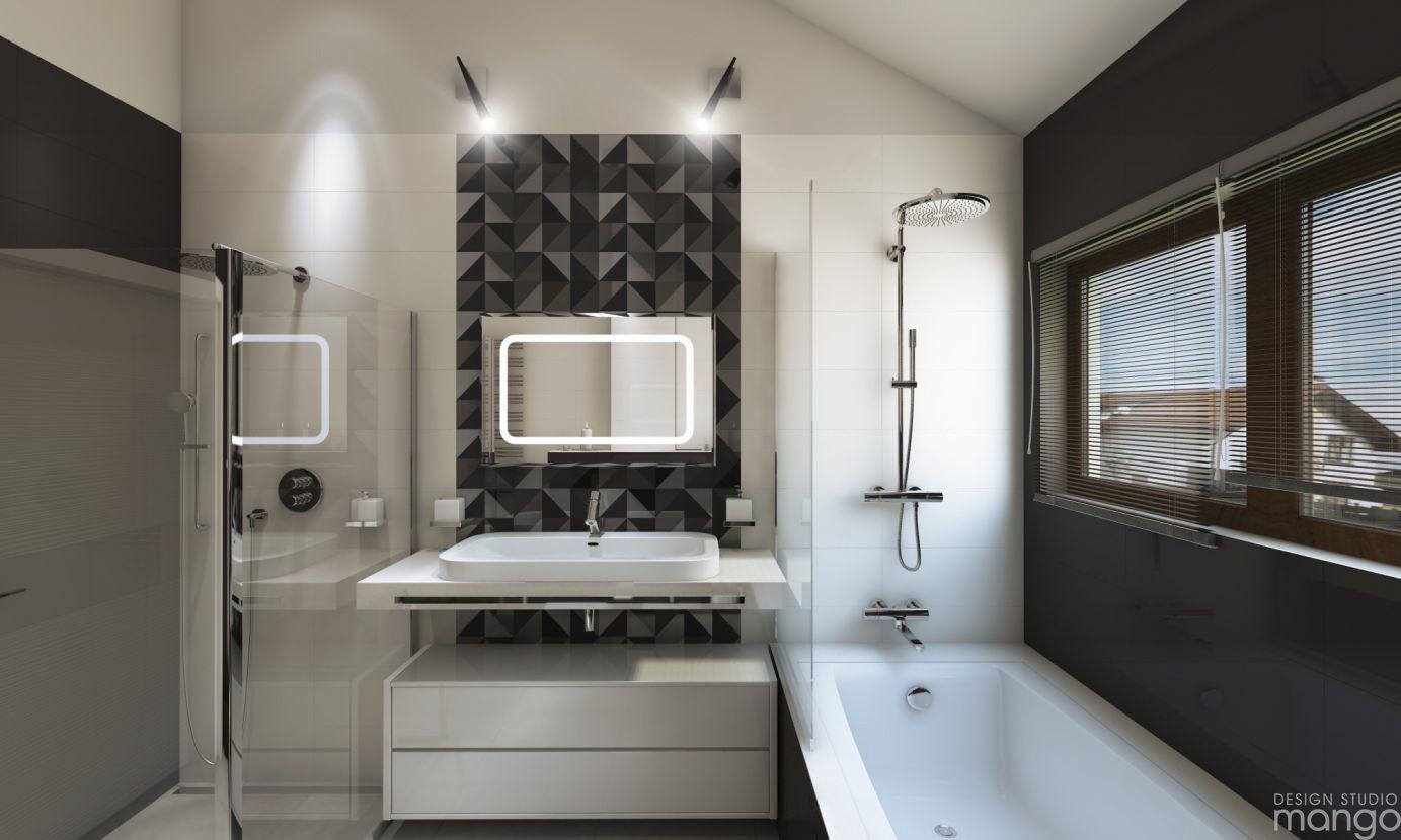 trendy bathroom decor