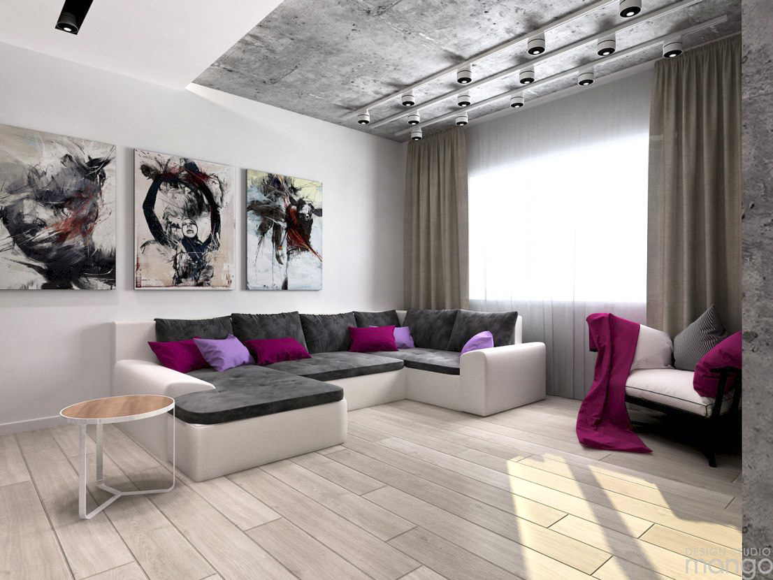 Gorgeous Living Room Designs Complete With Variety of ...