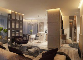 simple apartment design