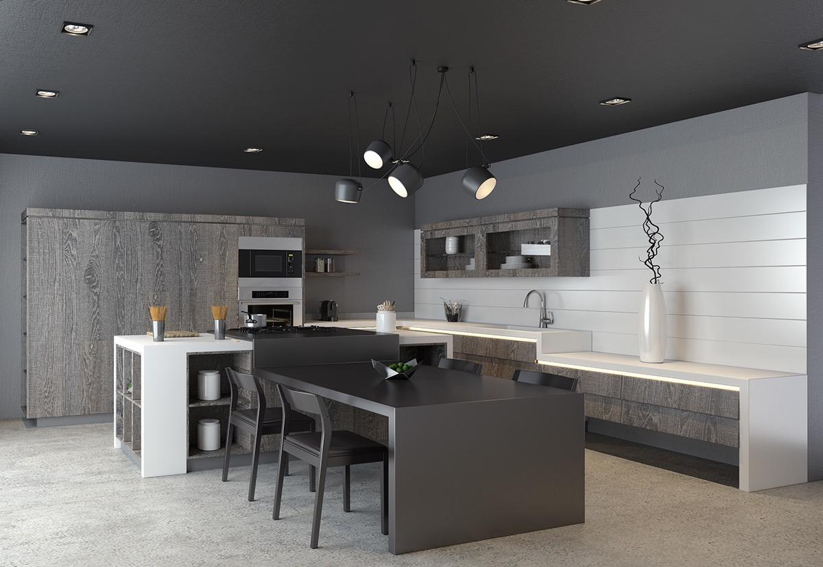 Favorite Interior Kitchen Designs Which Have The Uniqueness Inside ...