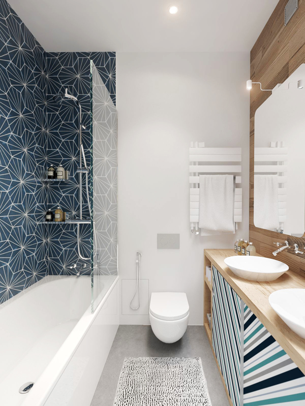 How To Decorate Simple Small Bathroom Designs That Change ...