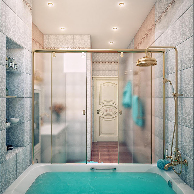 awesome bathroom decor