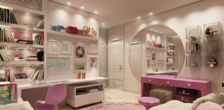 adorable kids room design