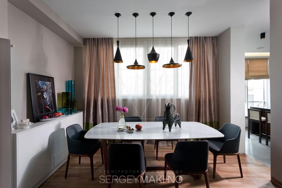 trendy dining room design
